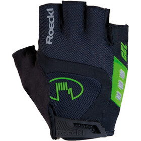 Roeckl Idegawa Gants, black/green